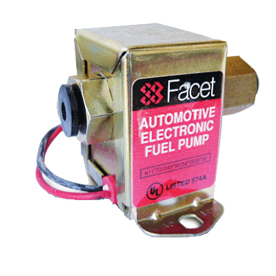 Facet 40105 and 40106 fuel pumps